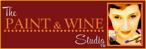 The Paint & Wine Studio
