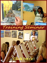 Sip and paint workshop - seminar